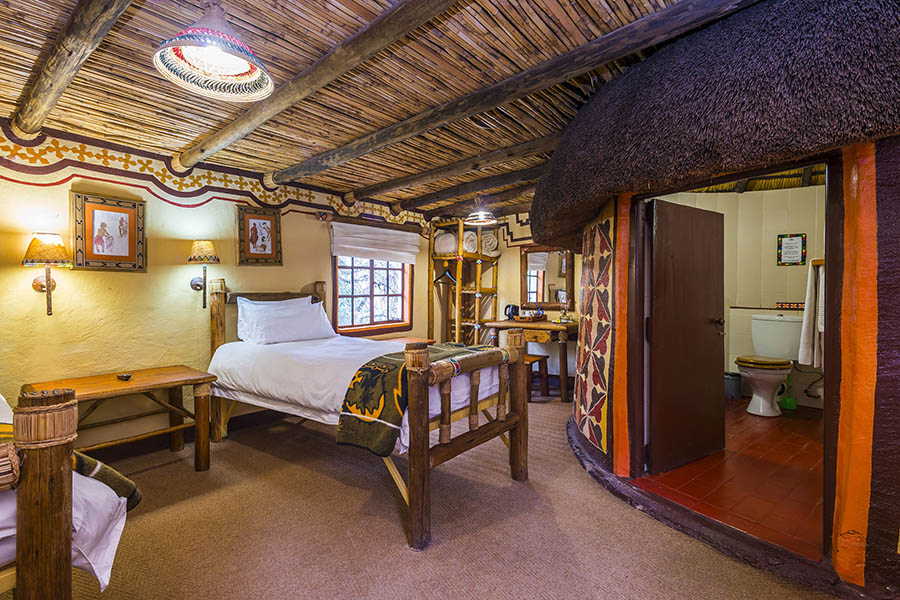 African Cultural Hotels - Anthony Grote Photography