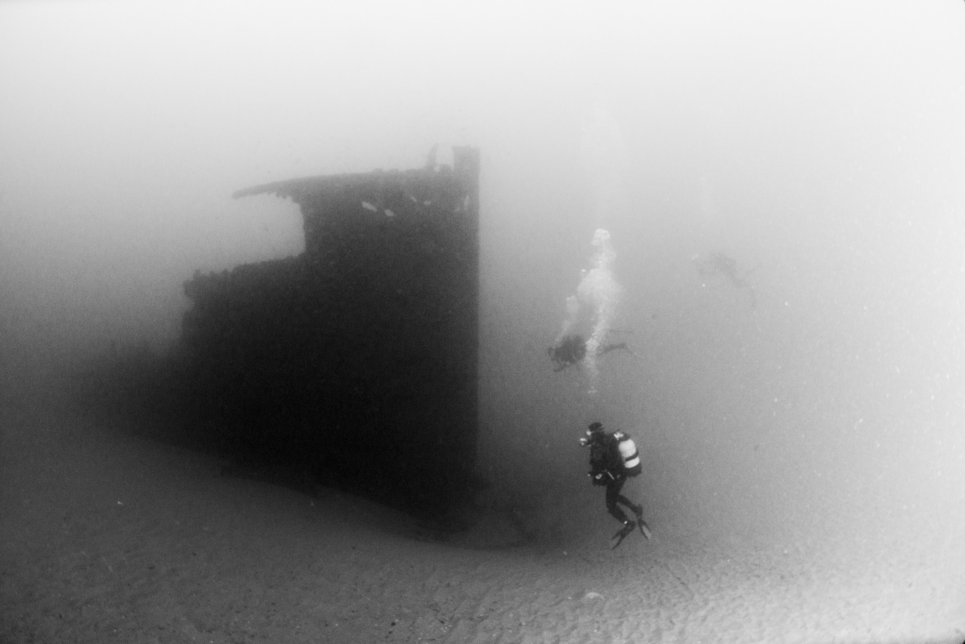 Coopers Wreck in Mono …