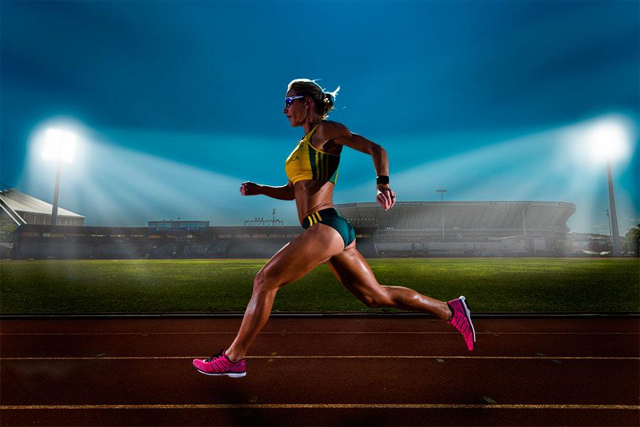 Sessions with Jenna Challenor – Marathon Runner