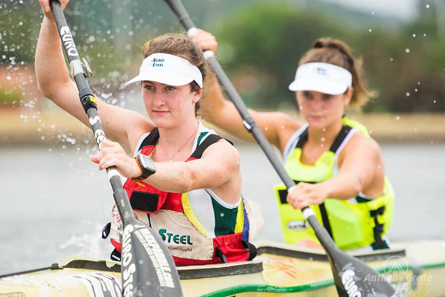 Dusi Canoe Marathon 2016 Teams: Cana Peek & Kyeta Purchase