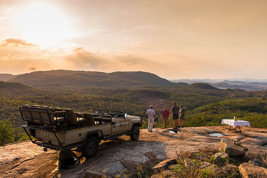 South Africa's Finest Game Lodges