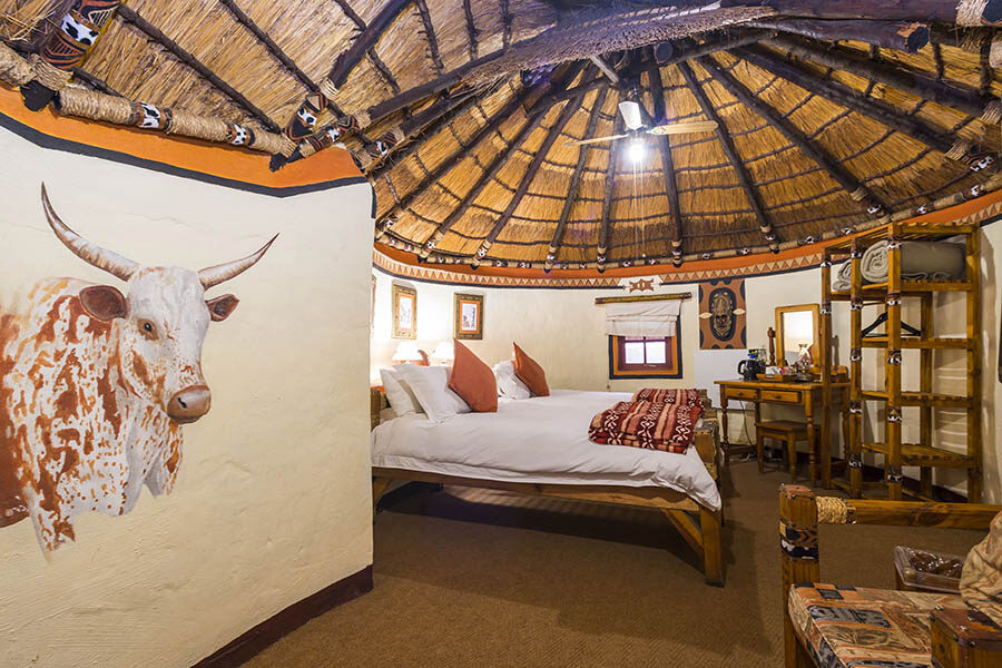 African Cultural Hotels