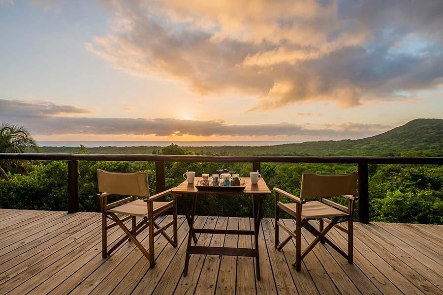 Rocktail Beach Lodge Photography – Maputoland Coastal Forest Reserve